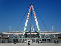Stade de Juventus Photographie stock