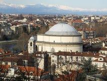 Turin, Italien Stockbild