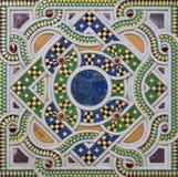TURIN, ITALIEN - 15. MÄRZ 2017: Das Mosaik auf der Kanzel in der Kirche Chiesa di San Dalmazzo durch unbekannten Künstler Lizenzfreie Stockbilder