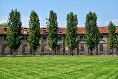 `Podere San Giovanni `in Stupinigi, Turin Royalty Free Stock Image