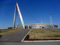 Juventus Stadium. Turin, Italy - 16 March, 2013: new Juventus stadium in Turin Stock Photo