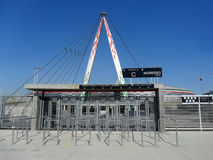 Juventus Stadium Royalty Free Stock Photos