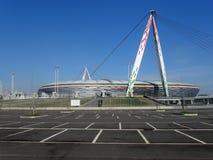 Juventus Stadium. Turin, Italy - 16 March, 2013: new Juventus stadium in Turin Royalty Free Stock Photo