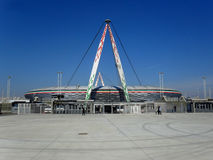Juventus Stadium. Turin, Italy - 16 March, 2013: new Juventus stadium in Turin Stock Images