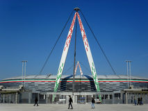 Juventus Stadium Stock Photography