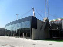 Juventus Stadium. Turin, Italy - 16 March, 2013: new Juventus stadium in Turin Stock Photography