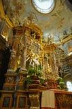 Santuario della Consolata church in Turin Stock Images