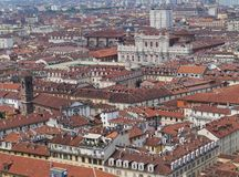 Turin in Italy Stock Photos