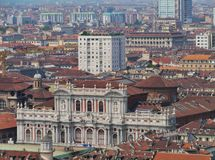 Turin in Italy Royalty Free Stock Image