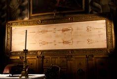 Turin, Italy - Sacred Shroud Royalty Free Stock Photo