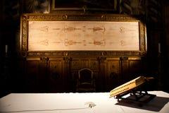 Turin, Italy - Sacred Shroud Royalty Free Stock Photography