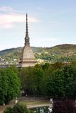 Turin landmark Royalty Free Stock Photography