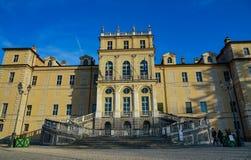 Turin, the majestic Villa della regina. Turin ,Piedmont ItalyThe Villa della Regina, the splendid seventeenth-century villa was for centuries the residence of royalty free stock photography