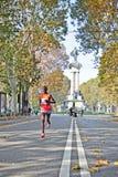 Turin Marathon 2011 Royalty Free Stock Images