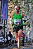Turin Marathon 2011 Stock Image