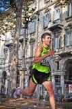 Turin Marathon 2011 Stock Images