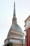 Turin, Mole antonelliana. National cinema museum stock images