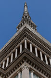 Turin, Mole Antonelliana Royalty Free Stock Photography