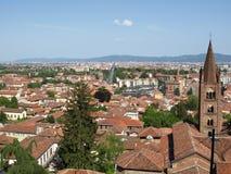 Turin panorama Fotografering för Bildbyråer