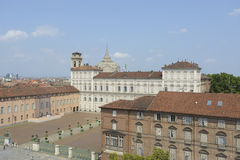 Turin, royal palace Stock Photography