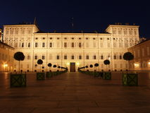 Turin - Royal Palace Stock Images