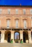 Turin Royal Palace Royalty Free Stock Photography