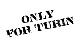 Only For Turin rubber stamp Royalty Free Stock Photography