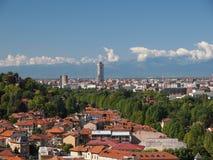 Turin sikt Royaltyfria Bilder