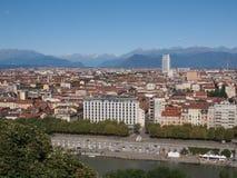 Turin sikt Fotografering för Bildbyråer