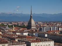 Turin sikt Royaltyfri Fotografi
