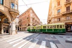 Turin stad i Italien Arkivbilder