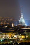 Turin (Torino), Mole Antonelliana Royalty Free Stock Photo