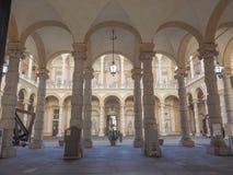 Turin universitet Arkivfoton