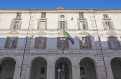 Turin universitet Royaltyfri Foto
