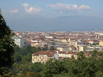 Turin view Royalty Free Stock Photography