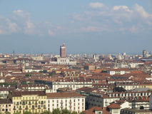 Turin view Stock Photos