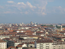 Turin view Royalty Free Stock Images