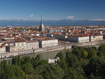 Turin view Stock Photography