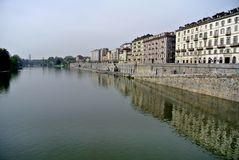 Turin view Stock Image