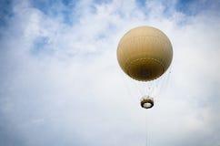 Turineye panoramic balloon in Turin Royalty Free Stock Photography
