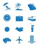 turism royaltyfri illustrationer