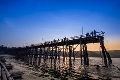 Turism i Thailand Arkivbilder