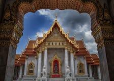 Turism i Thailand Arkivfoto