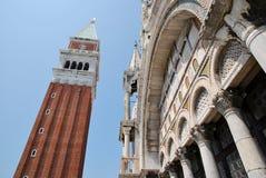 Turism i Venedig Arkivfoton