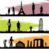 Turismo Imagens de Stock Royalty Free