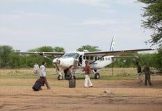 Turismo africano immagine stock