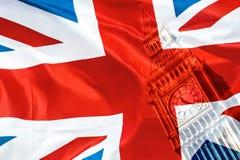 Turismo britannico Immagini Stock Libere da Diritti