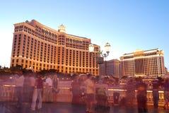 Turismo de Las Vegas Imagens de Stock