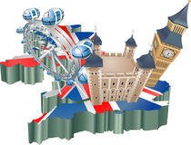 Turismo de Reino Unido Fotos de archivo