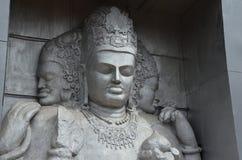 Turismo de SurajKund Faridabad, budh de Goutam, estátua, turismo, lugar do turista, turismo indiano, turismo de Haryana Fotos de Stock Royalty Free